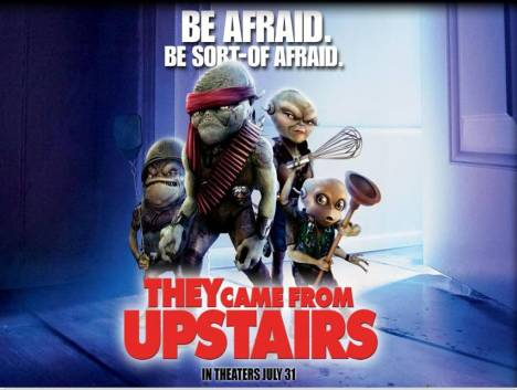 theycamefromupstairs